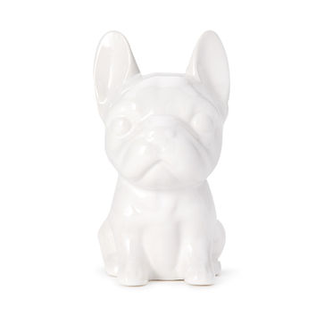 French Bulldog Coin Holder