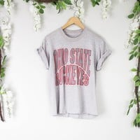 Vintage Ohio State University Buckeyes T Shirt