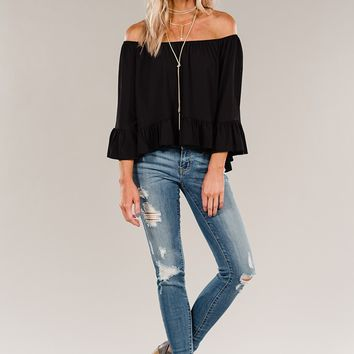 Less is Amour Top