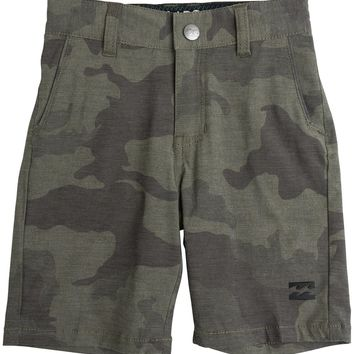BILLABONG TODDLER CROSSFIRE X WALKSHORT
