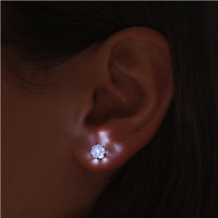 Cool Light Up Crystal LED Earrings