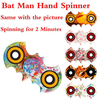 Hand spinner Tri Spinner Fidget Finger Spinner For Autism ADHD Toys EDC DESK TOY top spinner beyblade