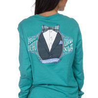My Beau Knows - Long Sleeve – Lauren James Co.