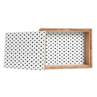 Allyson Johnson Upside Down Triangles Storage Box