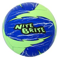 Baden Nite Brite Lightning Glow-In-The-Dark Volleyball