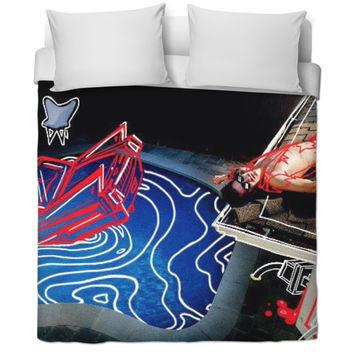 Panic! At the disco comforter