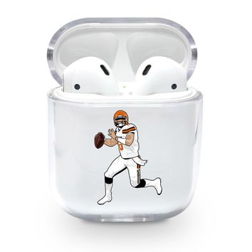 Baker Mayfield Browns Airpods Case