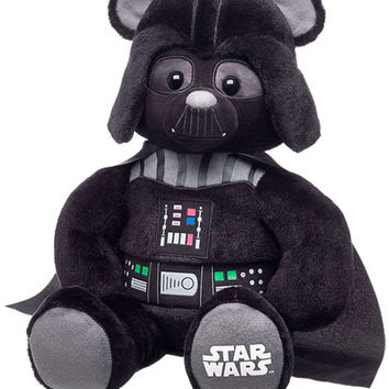 17 in. Darth Vader Bear
