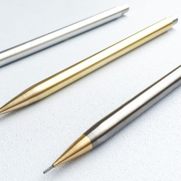 Handmade Everlasting Mechanical Pencil - Mark II