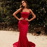 Audreyanna Gown - Red Exclusive Preorder End Of April