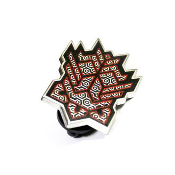 Official Dynohunter Circuit Board Logo Pin