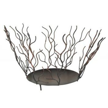 Branches Metal Centerpiece -- Mexicali Blues