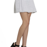 Cargo A-line Skirt in Tan - BCBGeneration