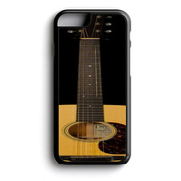 Acoustic Guitar cover black iPhone 4s iPhone 5 iPhone 5c iPhone 5s iPhone 6 iPhone 6s iPhone 6 Plus Case   iPod Touch 4 iPod Touch 5 Case