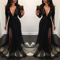 Womens Long Formal Dress
