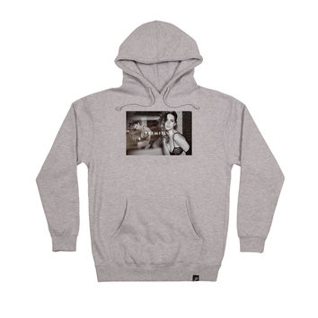 DRIFT PULLOVER HOODIE - ATHLETIC HEATHER