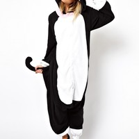 Kigu | Kigu Black Cat Onesuit at ASOS