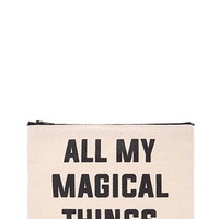 Gypsy Warrior Magical Clutch