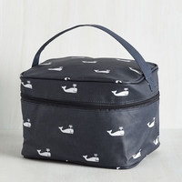 Nautical Call Me Ish-Meal Lunch Bag Size NS by ModCloth