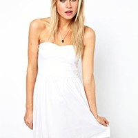 ASOS Mini Bandeau Sundress at asos.com