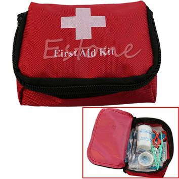 Vogue Emergency Medical Bag First Aid Kit Pack Travel Survival Treat Rescue MDAU