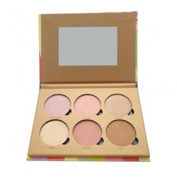 Okalan Glowing Palette Shimmer Kit