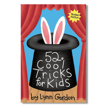 52 COOL TRICKS FOR KIDS CARD DECK