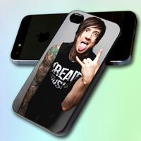 Awesome Austin Carlile by GreatCover Print Design for iPhone 4/4s iPhone 5 Samsung S3 i9300 Samsung S4 i9500