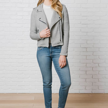 Carine Gray Jacket