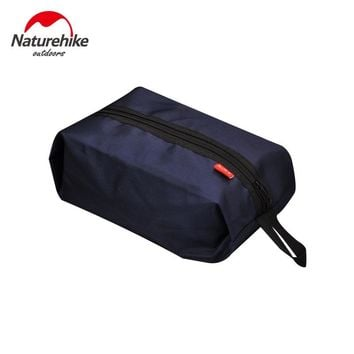 NatureHike Travel Wash Bag Men Portable Laundry Women Cosmetic Bag Make Up Set Waterproof Camping Travel Kit Outdoor mountaineer