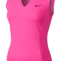 Nike Golf Ladies Tour Sleeveless Polo