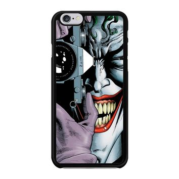 Joker Harley Quinn Batman Avengers iPhone 6/6S Case