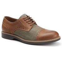 IZOD Kellner Men's Brogue Oxford Shoes