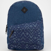 Volcom Supply & Demand Backpack Navy One Size For Women 23826021001