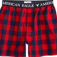 AEO Men's Check Boxer