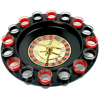 Spin N Shot Roulette Drinking Game