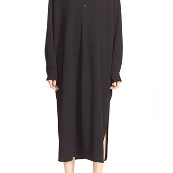 Women's Rosetta Getty Twill Nightshirt Dress,