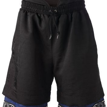 Nasir Mazhar Double Layer Shorts