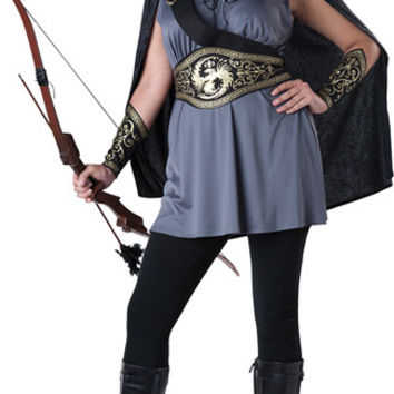 Woodland Huntress Costume