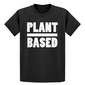 Youth Plant Based Kids T-shirt