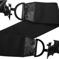 Black Bat | ELASTIC WAIST BELT