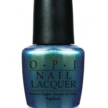 OPI Nail Lacquer - This Color's Making Waves - #NLH74