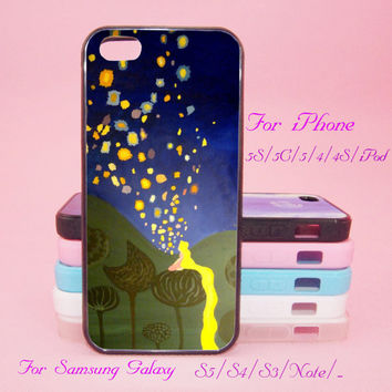 Tangled Phone Case,Touch 5,iPad 2/3/4,iPad mini,iPad Air,iPhone 5s/ 5c / 5 /4S/4 , Galaxy S3/S4/S5/S3 mini/S4 mini/S4 active/Note