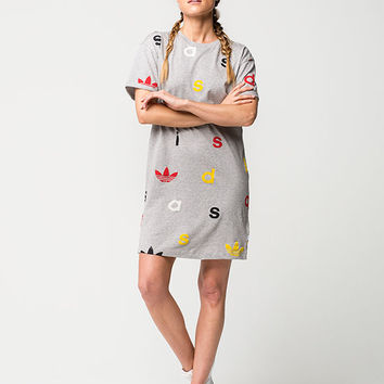 ADIDAS Graphic Tee Dress | Short Dresses