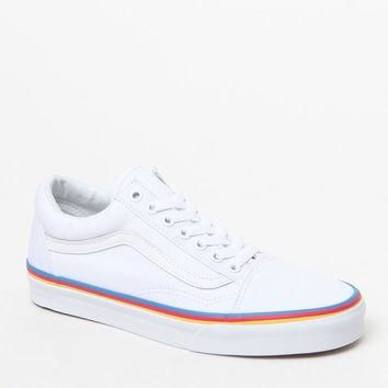 Vans Women's Old Skool Rainbow Foxing Sneakers at PacSun.com