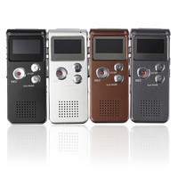 Steal Rechargeable 4GB 650HR Digital Audio Voice Recorder MP3 Player