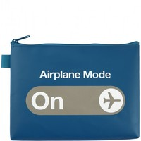Flight 001 – Where Travel Begins.  F1 Airplane Mode Pouch - Toiletry Bags - All Products