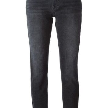 ICIKIN3 Current/Elliott 'The Cropped' jeans