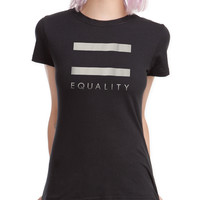 Equality Girls T-Shirt | Hot Topic