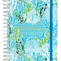 Pre-Order Lilly Pulitzer Medium Agenda in Let's ChaCha - Ryan's Daughters